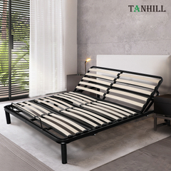 Slat Electric Adjustable Bed Base
